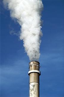 Rejet-atmosphérique-industrial